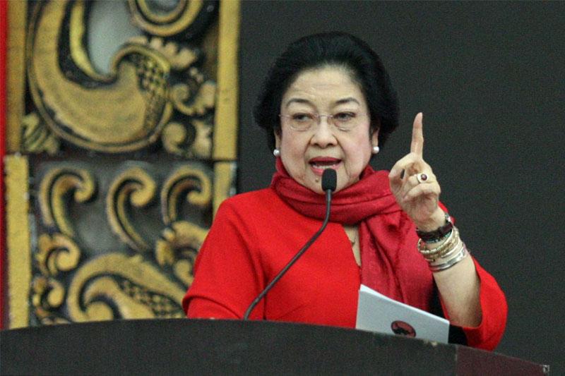 Megawati Bangga PDI Perjuangan Menang di Pilkada Tidore