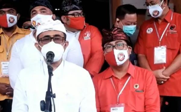 Sah! Pasangan Jaya-Wibawa Menangi Pilkada Denpasar