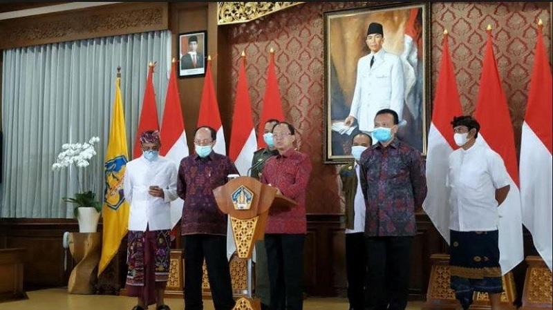 Gubernur Koster Larang Keras Gelar Pesta Tahun Baru