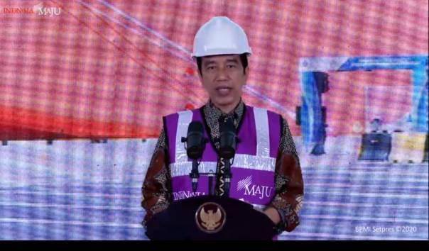 Presiden Harap Pelabuhan Patimban Mampu Tingkatkan Ekspor