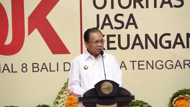 Koster Apresiasi Peran OJK Bina UMKM di Pulau Bali
