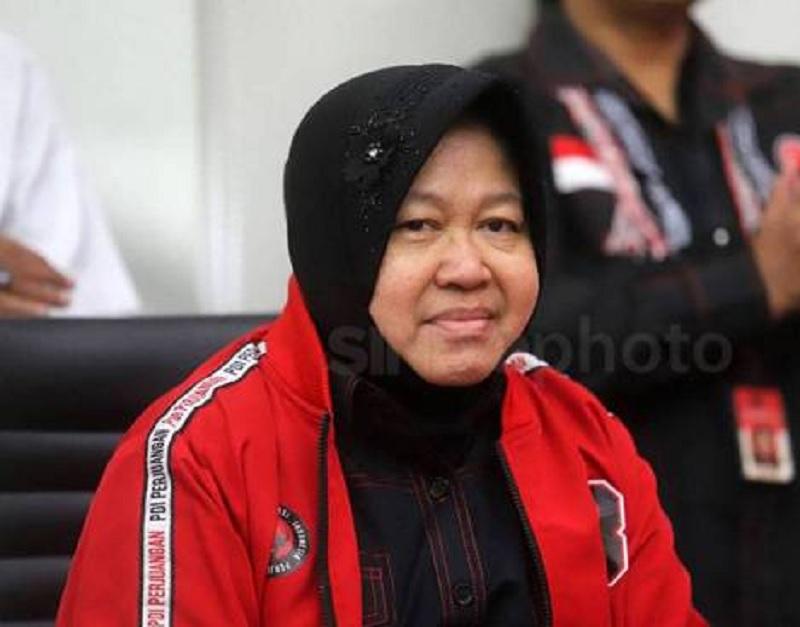 Kandidat Kuat Mensos, Risma Sudah di Jakarta & Tes Swab