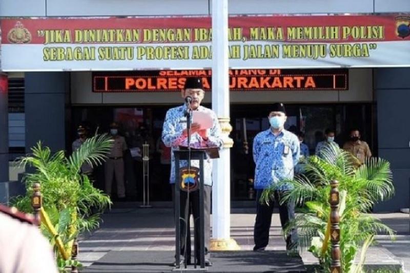 Wali Kota Rudy Harap Operasi Lilin Candi 2020 Aman Covid-19