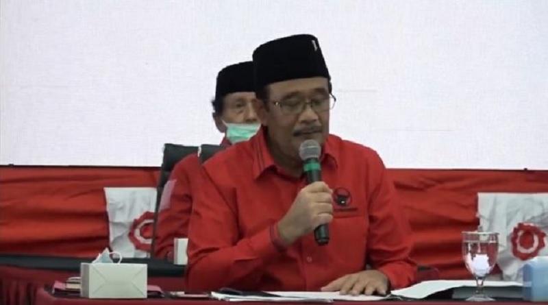 Pesan Natal Ketua PDI Perjuangan Sumut Djarot Saiful Hidayat