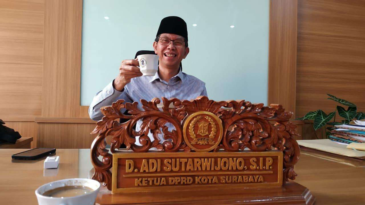 Adi Minta PTM di Kota Surabaya Tak Dipaksakan