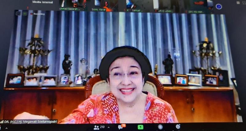Megawati Ingatkan Menjaga Kelestarian Alam Kebutuhan Utama