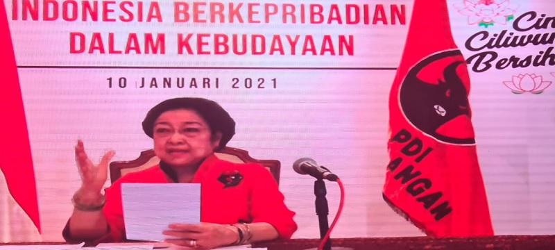 Megawati: Desa Kuat, Indonesia Maju dan Berdaulat