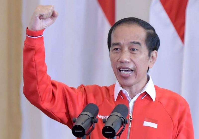 Presiden Ajak PDI Perjuangan Ambil Bagian 100 Tahun RI
