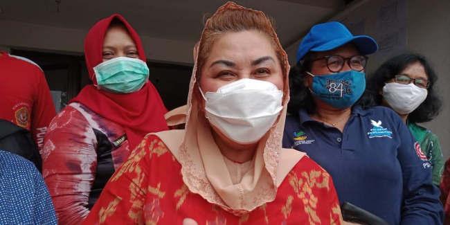 Ita Minta Masyarakat Semarang Displin Prokes Selama PPKM