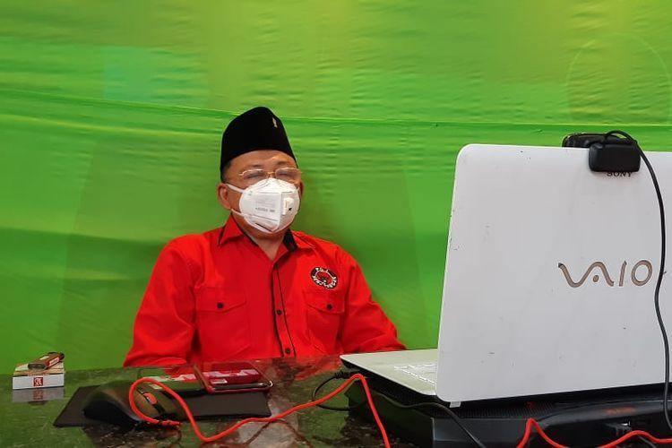 Cornelis Serukan Kader Banteng Gotong Royong Cegah COVID-19