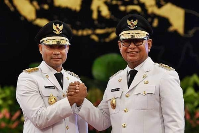 Ansy Doakan Gubernur & Wagub NTT Sembuh dari Covid