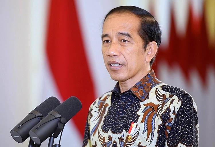 Presiden Jokowi Minta Aparat Penegak Hukum Konsisten