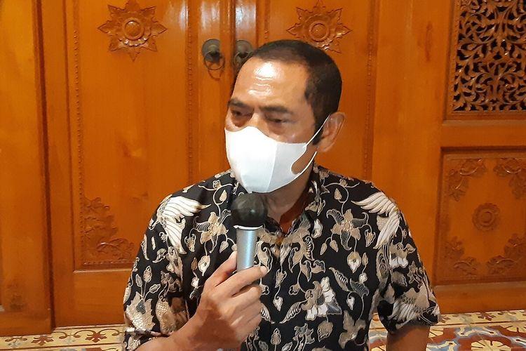 Pelaksanaan PPKM, Rudy Tegaskan Tak Persulit PKL
