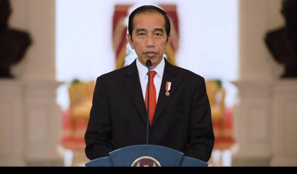 Presiden Minta Kementerian PUPR Berkerja Ekstra Luar Biasa