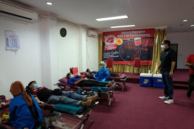 Putra: Donor Darah Saat Pandemi, Gotong Royong Kemanusiaan