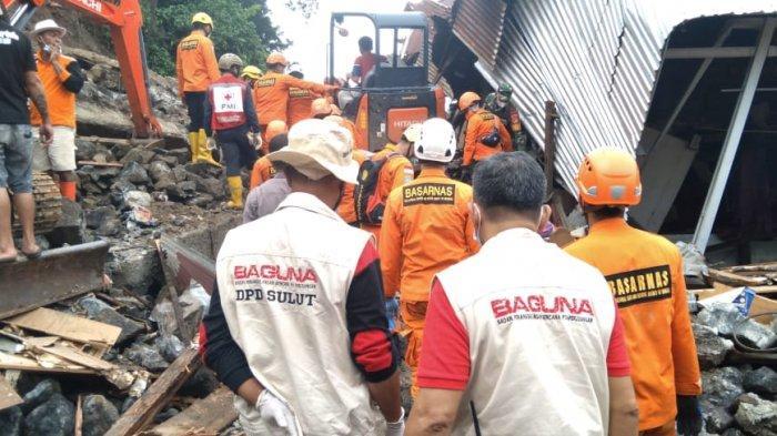 Baguna Sulawesi Utara Turut Bantu Korban Banjir di Manado