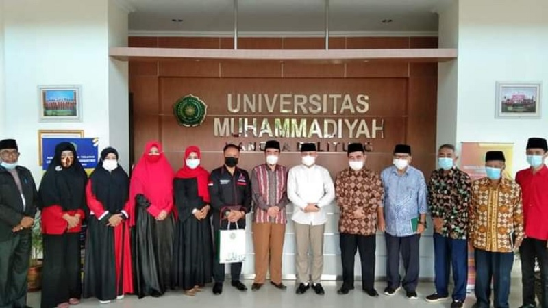 PDI Perjuangan Babel & Muhammadiyah Sepakat Perkuat NKRI
