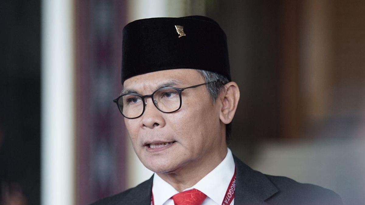 Johan Budi Pindah dari Komisi II ke III