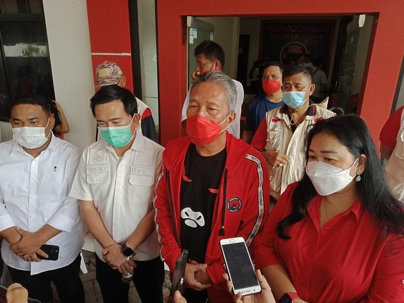 Banteng Sulut Bantu Korban Bencana Alam Manado