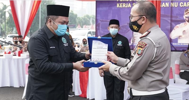 Gandeng Polda Metro Jaya, Pagar Nusa Gelar Tes Antigen