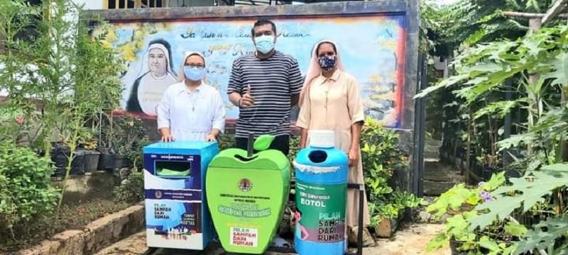 Ansy Berupaya Atasi Lonjakan Sampah di Kupang