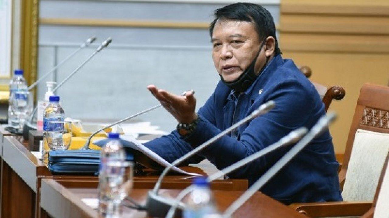 Hasanuddin Desak Prioritaskan Pembangunan BTS di Perbatasan