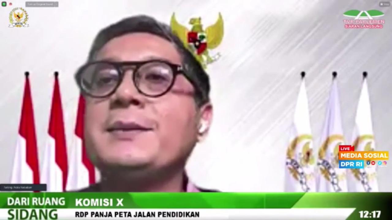 Belanja Pendidikan, Putra Prihatin Kinerja Pemda DKI Jakarta