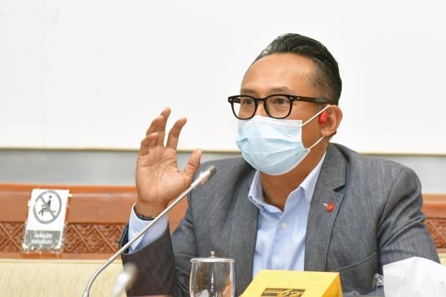 Nico Dorong TVRI dan RRI Tak Gagap Teknologi Digital