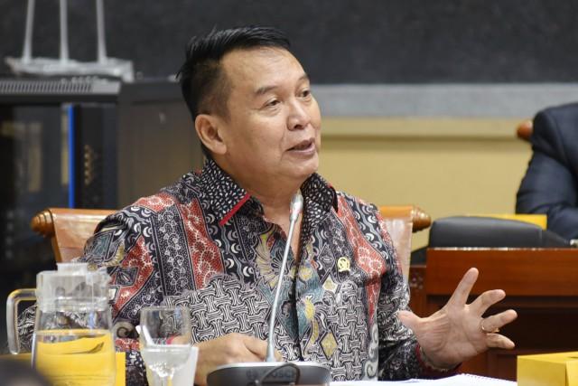 Pembentukan Komcad, Hasanuddin Minta Tingkatkan Kualitas TNI
