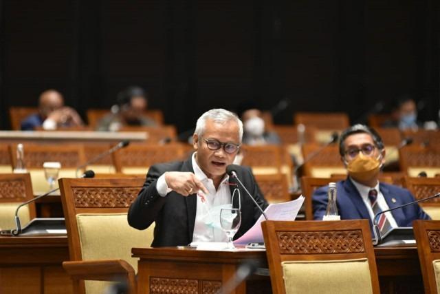UU No. 10 Tahun 2016, Aria Minta Anggota DPR RI Konsisten