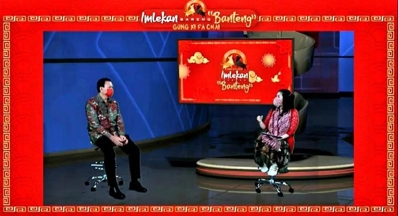 Ahok Tak Rindu Sebutan Legenda Politik