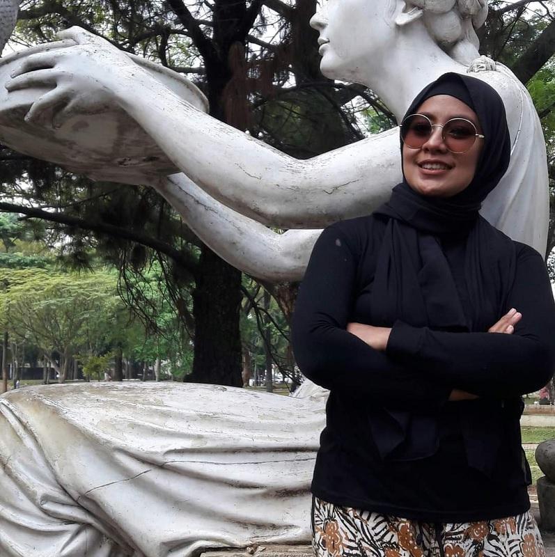 Meity Nazwa: Aisha Weddings Sangat Cederai Citra Perempuan