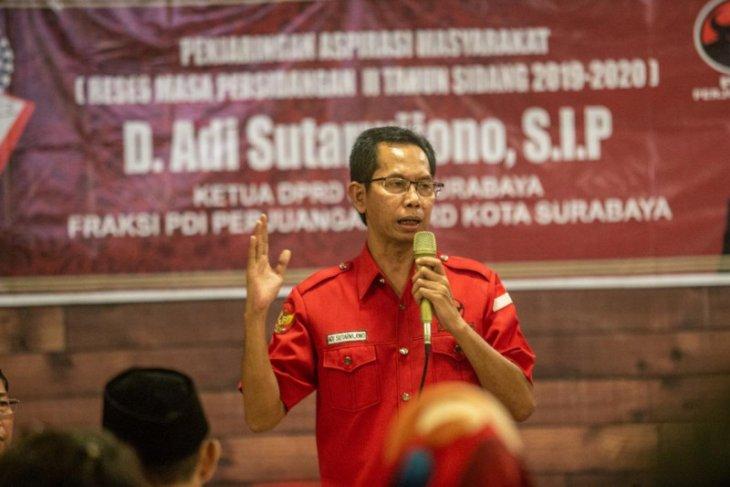 PDI Perjuangan Kota Surabaya Siap Terima Putusan MK