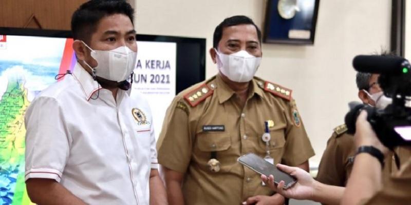 Syaripuddin Upayakan Bantuan Pusat Bagi Perikanan Kalsel