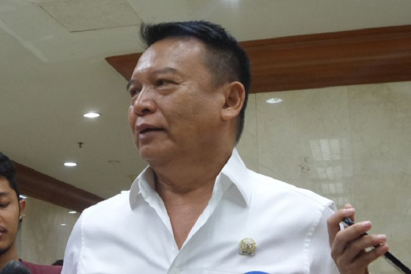 TB Hasanuddin Laporkan Gelora.Co Ke Dewan Pers