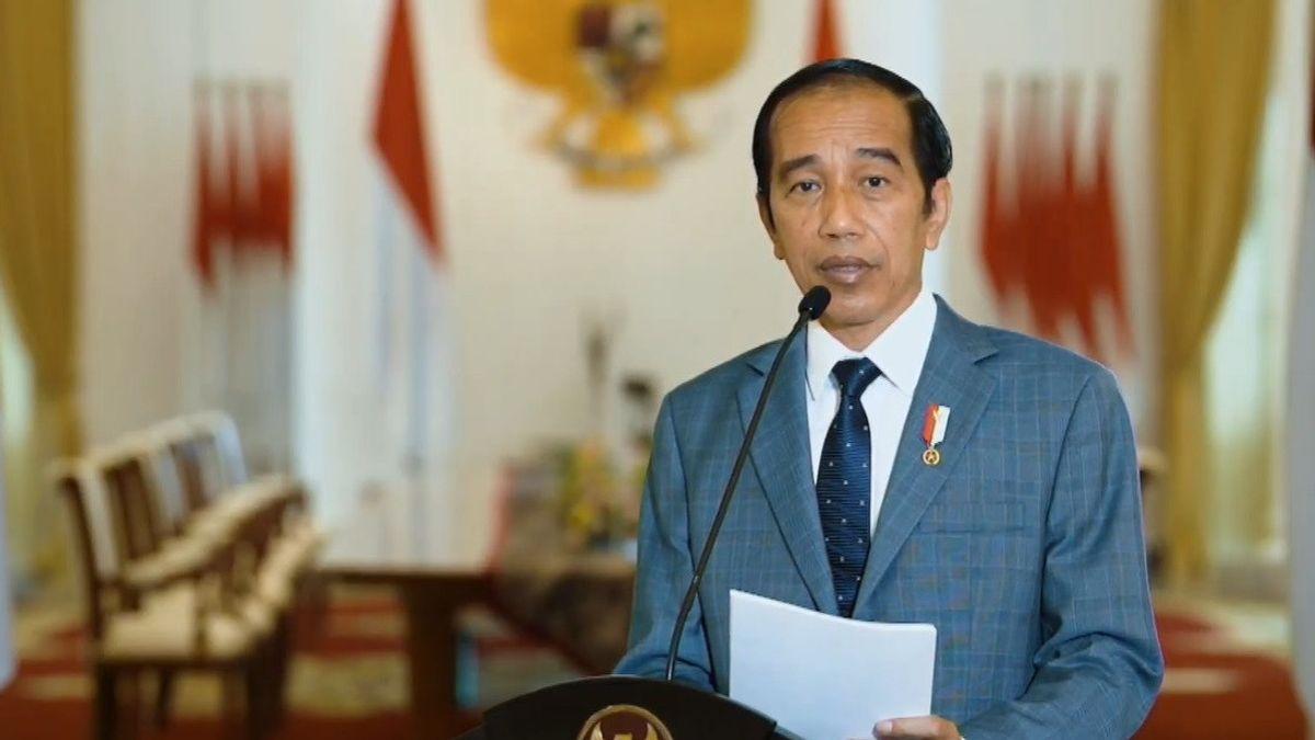Presiden Ingatkan Kewaspadaan Hadapi Ancaman Karhutla
