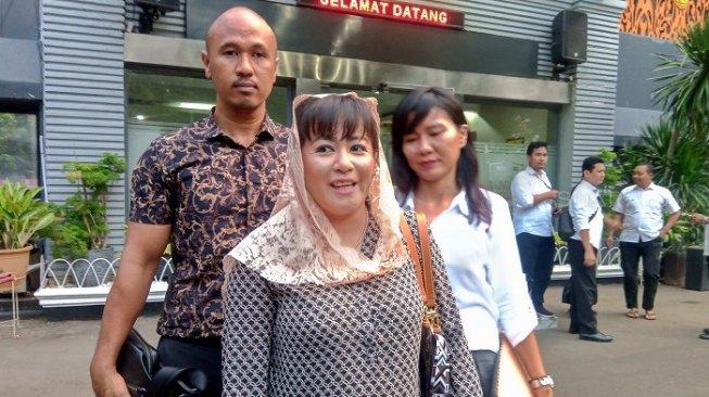 Sindir Banjir di Jakarta, Dewi: 'Pasukan Air' Kumpul Lagi?