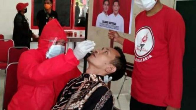 Sambut Gibran-Teguh, TMP Kota Surakarta Gelar Baksos