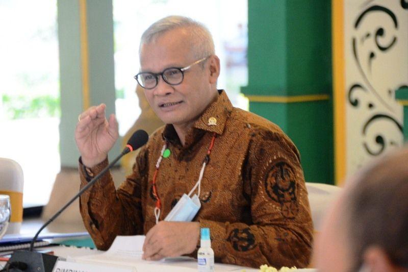 Aria Bima Ajak Karang Taruna di Surakarta Bumikan Pancasila