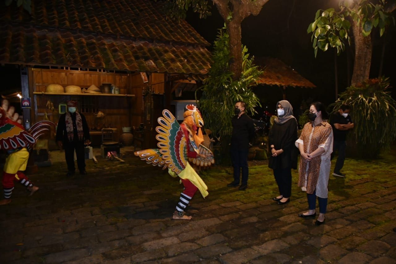 Puan: Seni & Budaya Suku Osing Mampu Tarik Wisman