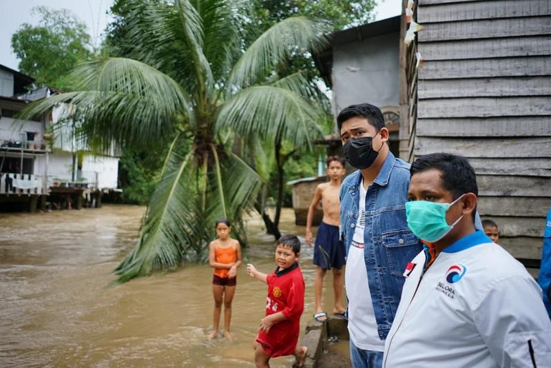 Wali Kota Bobby Perlu Perhatikan Ekstra Ini, Termasuk Banjir