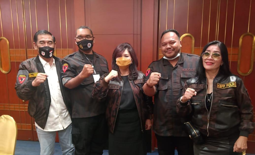 Jadi Ketum KBPP Polri, Evita Serukan Kesatuan & Persatuan