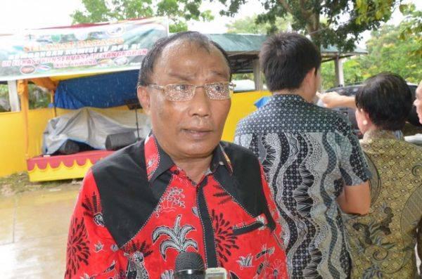 Di Dumai, Effendi Dorong Rakyat Bentuk Yayasan & Koperasi