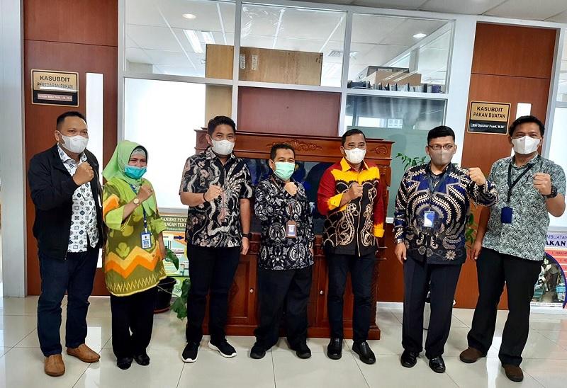 Dorong Budidaya Gabus, Syaripuddin Temui KKP