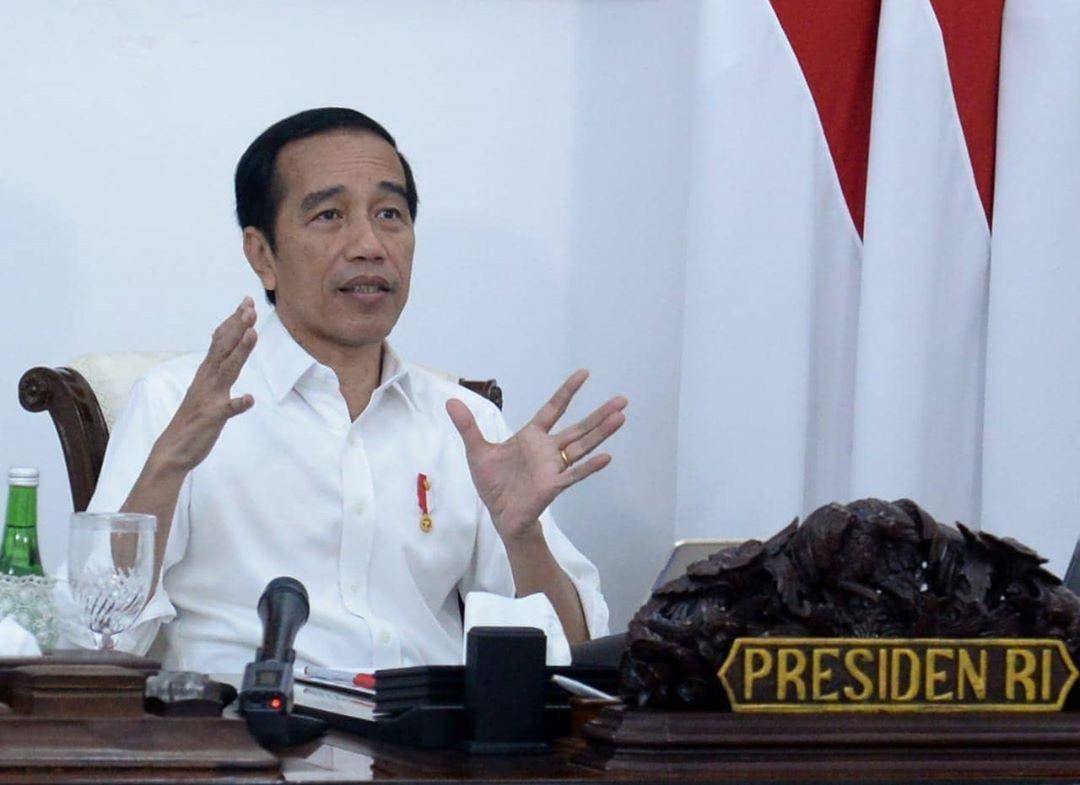 Presiden Jokowi Beberkan Kunci Utama Kurangi Risiko Bencana