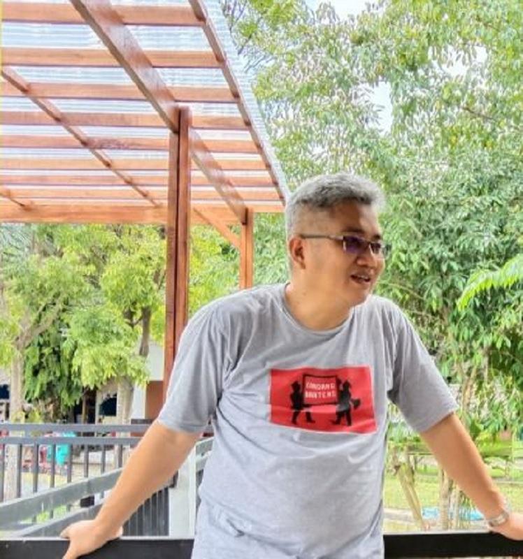 Sugianto Minta Stop Tambang Emas Illegal Perusak Sungai!
