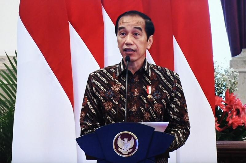 Jokowi Ajak Rakyat Indonesia Benci Produk Luar Negeri