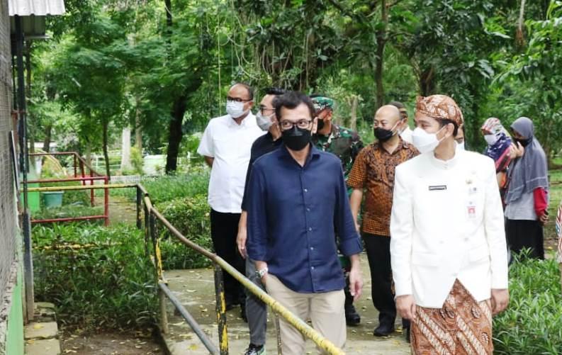 Gibran Ajak Whisnutama Garap Potensi Wisata di Surakarta