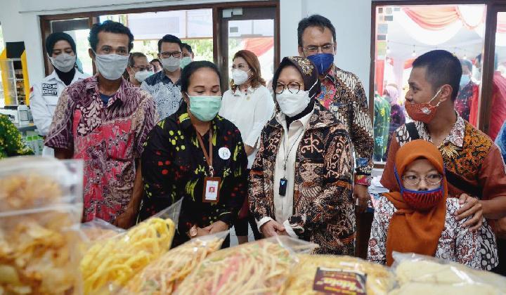 Dampak Pandemi, Armuji Tawarkan Solusi ke Pedagang SWK