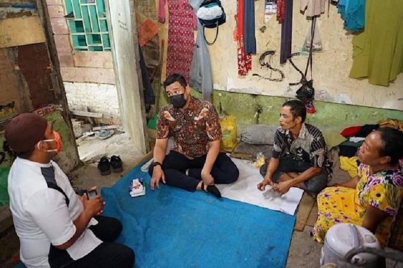 Wali Kota Bobby Tepati Janji Bedah Rumah Ramli Sinaga